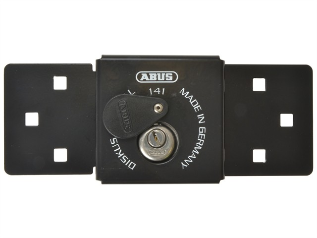Integral Van Lock Black 141/200 + 26/70 with 70mm Series 26 Diskus Padlock