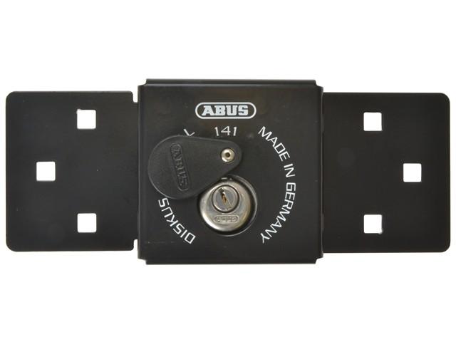 141/200 Diskus® Integral Van Lock Black & 26/70mm Diskus® Padlock