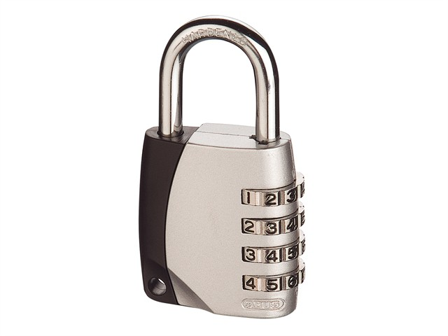 155/40 40mm Combination Padlock (4-Digit)