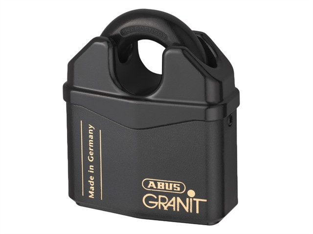 37RK/80mm Granit Plus Padlock Close Shackle Keyed KA4365623