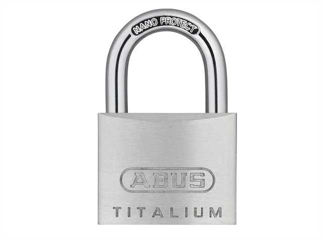 64TI/35mm TITALIUM™ Padlock Keyed Alike KA6356