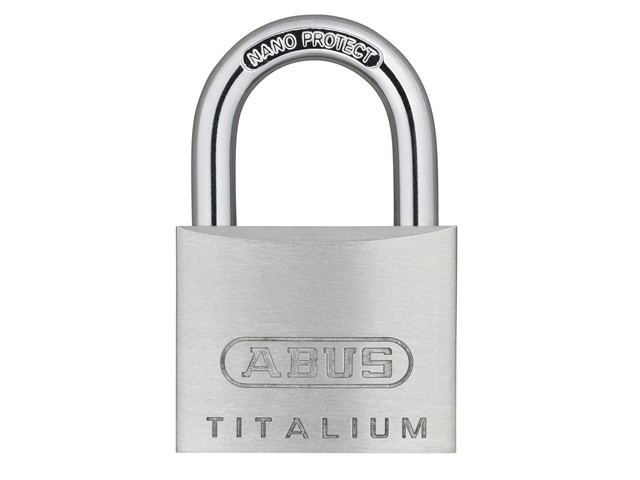 64TI/40 Titalium Padlock 40mm Triple Pack