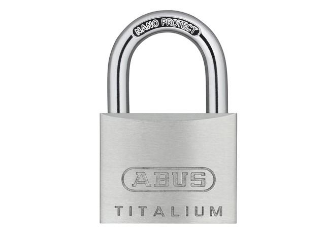 64TI/45mm TITALIUM™ Padlock Carded