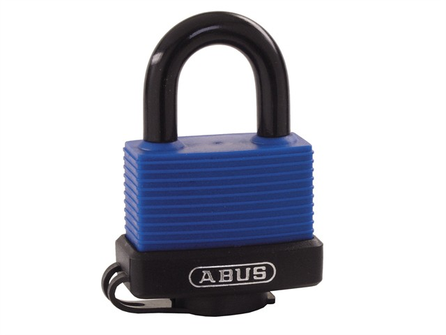 70IB/45mm Aqua Safe Brass Padlock Carded