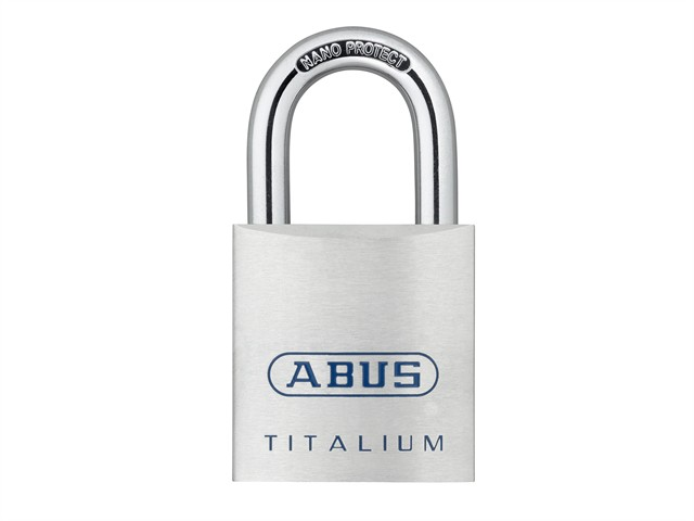 80TI/40mm TITALIUM™ Padlock Keyed Alike KA8011