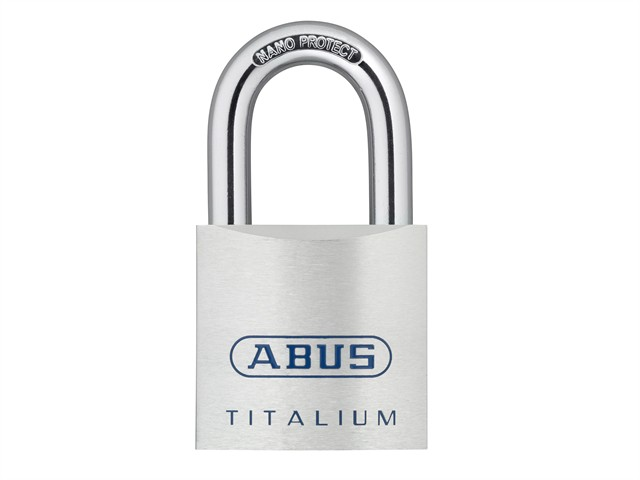 80TI/50mm TITALIUM™ Padlock Keyed Alike KA8012
