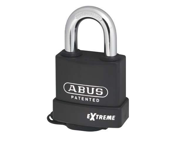 83WP / 63 Extreme Weatherproof Padlock Open Shackle Carded