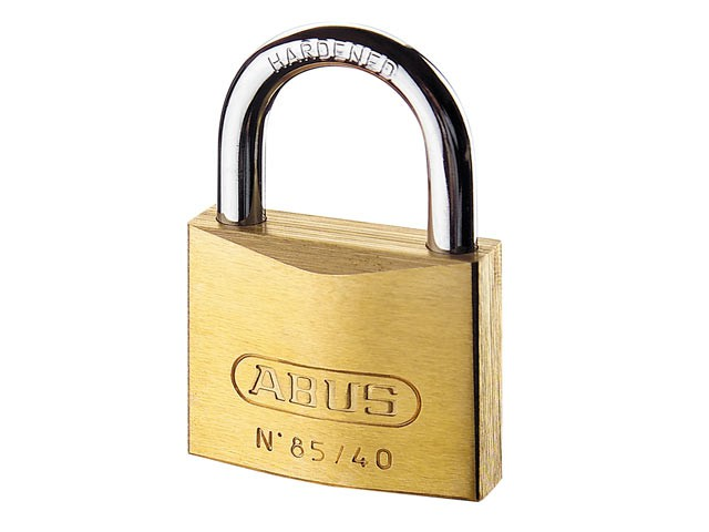 85/60 60mm Brass Padlock