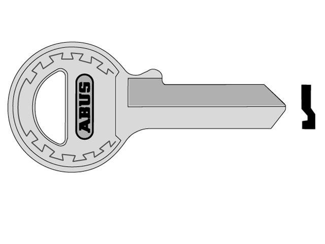 65/40+45 Old Key Blank