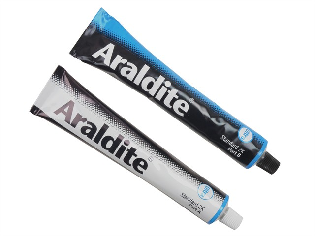 Industrial Standard Epoxy 2 x 100ml Tubes