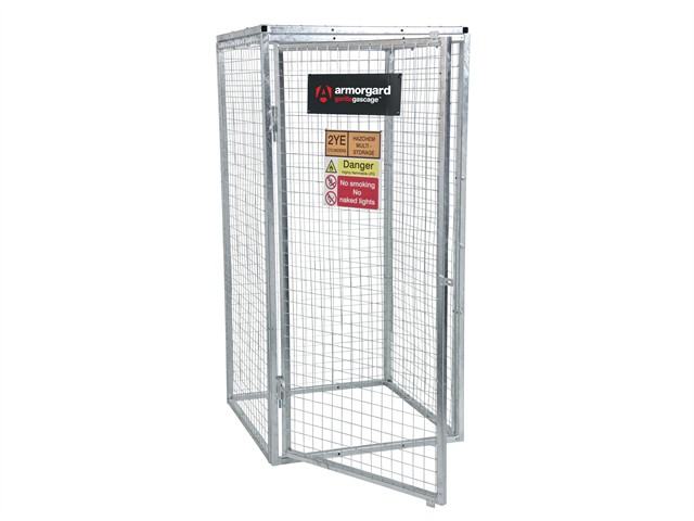 Gorilla Bolt Together Gas Cage 900 x 900 x 1800mm