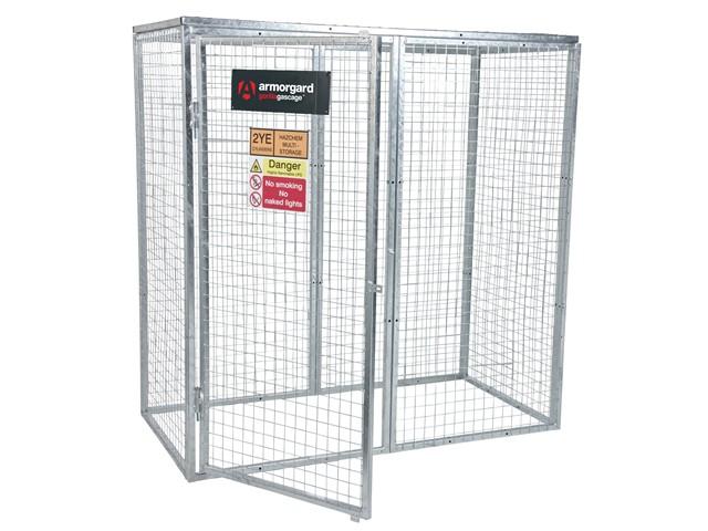 Gorilla Bolt Together Gas Cage 1800 x 900 x 1800mm