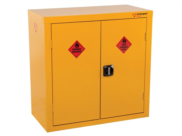 SafeStor™ Hazardous Floor Cupboard 900 x 460 x 900mm