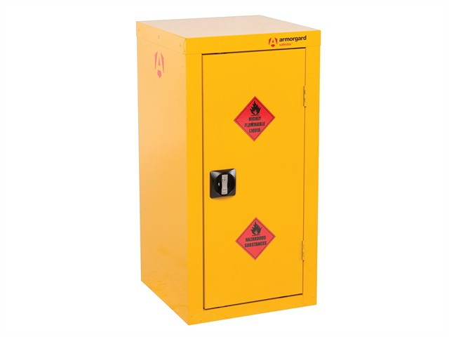 SafeStor™ Hazardous Floor Cupboard 460 x 460 x 900mm