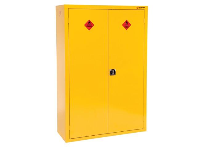 SafeStor™ Hazardous Floor Cupboard 1200 x 460 x 1800mm