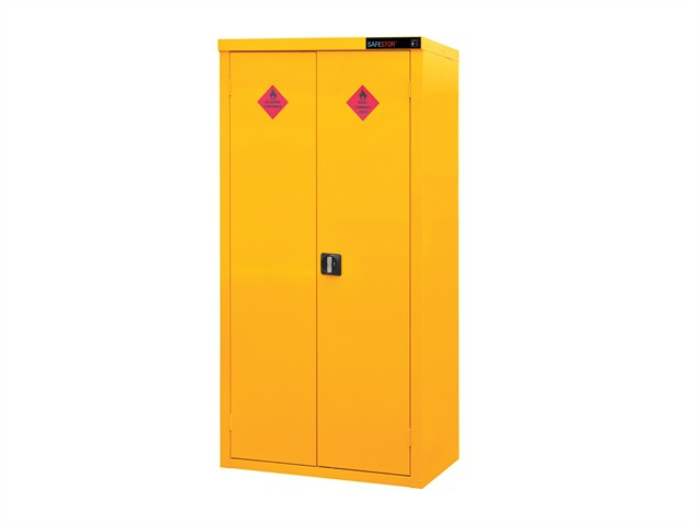 SafeStor™ Hazardous Floor Cupboard 900 x 460 x 1800mm