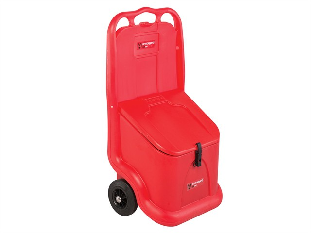 Mobile Spill Kit Bin 75 Litre 590 x 400 x 1080mm