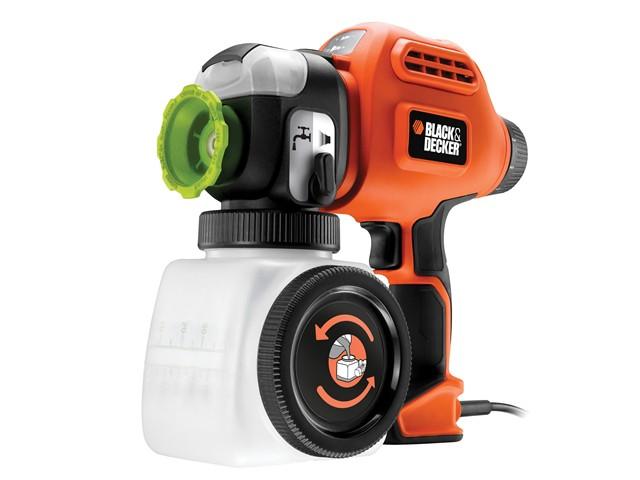 BDPS600 Heavy-Duty Spray Gun 150 Watt 240 Volt