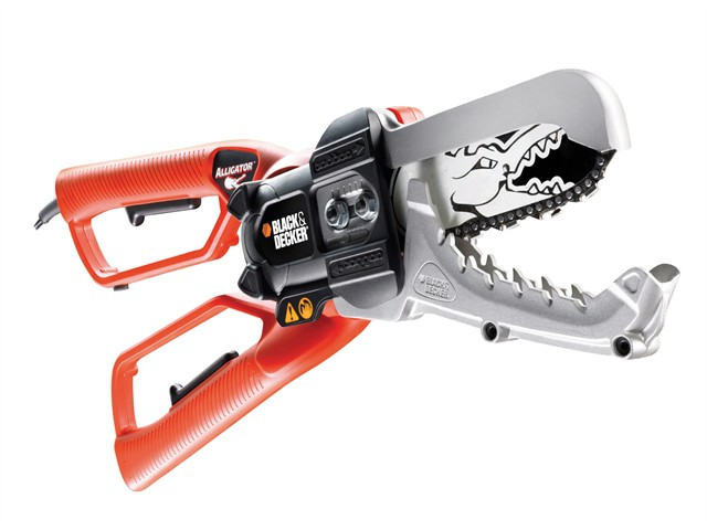 GK 1000 Alligator Powered Lopper 240 Volt