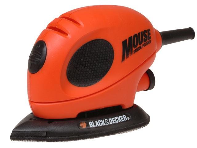 KA161BC Mouse® Detail Sander & Sanding Sheets 55W 240V