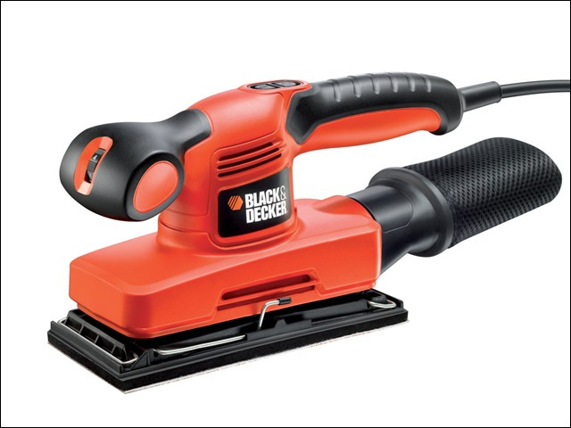 KA320EKA 1/3rd Sheet Variable Speed Orbital Sander 240 Watt 240 Volt