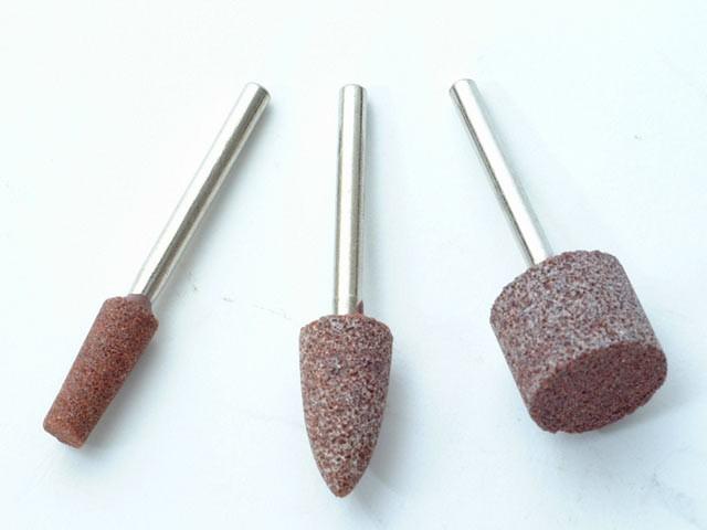 X30004 Wizard Aluminium Oxide Grinding Stones (3)