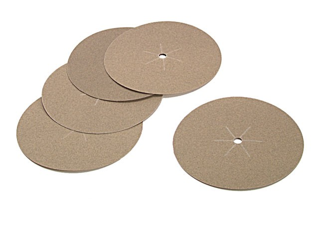 Sanding Discs 125mm 60g (Pack of 5)