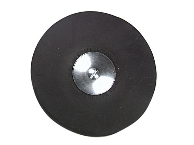 X32095 De Luxe Rubber Backing Pad 120mm