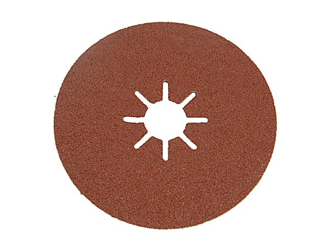 Fibre Discs 115mm x 22mm 40g (Pack of 5)
