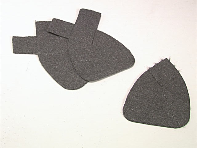 X32209 Mouse Wire Wool Sheets (3) Fine