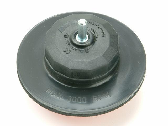 X32292 Flex Rubber Backing Pad 125mm