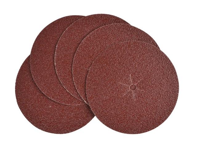 Sanding Discs 125mm 40G (Pack 5)