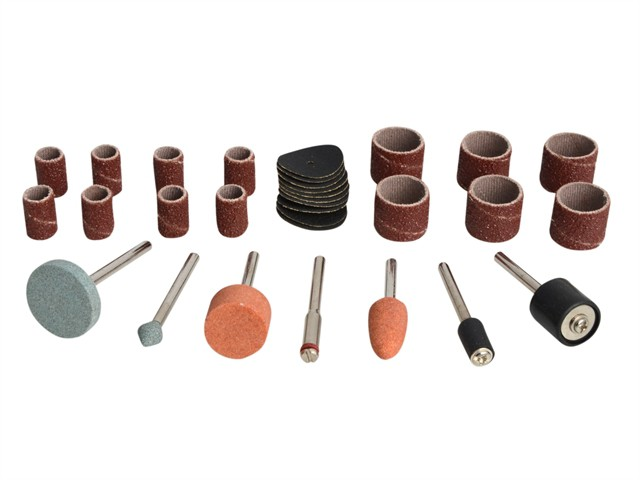 Sanding & Grinding Accessory 31 Piece Kit