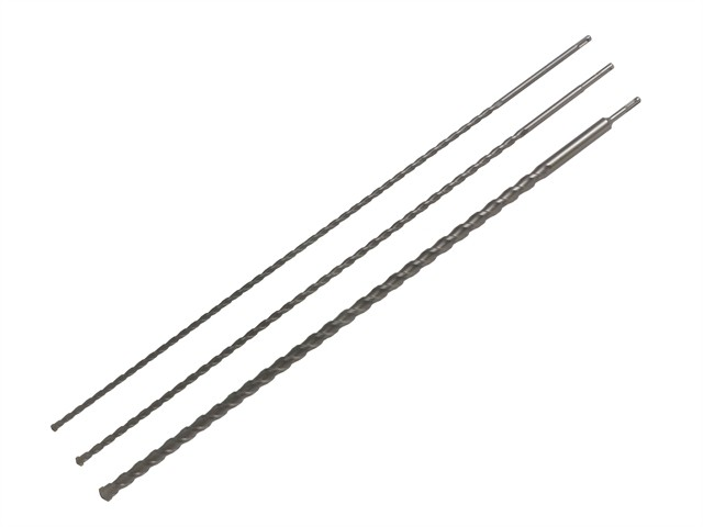 SDS Bit Set of 3 1000mm