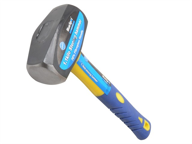 Club Hammer Fibreglass Handle 1.13kg (2.1/2lb)