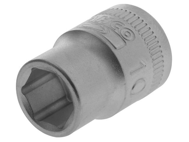 Hexagon Socket 1/4in Drive 10mm