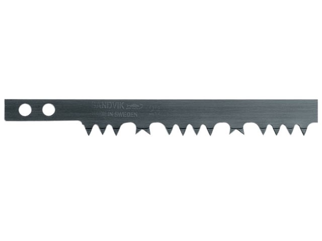 23-24 Raker Tooth Hard Point Bowsaw Blade 600mm (24in)