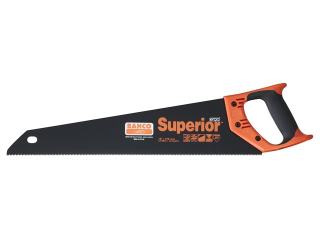 2600-22-XT-HP Superior Handsaw 550mm (22in) 9tpi