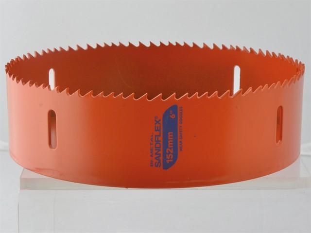 3830-152-C Bi-Metal Variable Pitch Holesaw 152mm