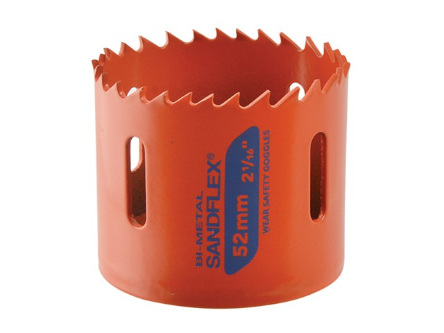 3830-52-C Bi-Metal Variable Pitch Holesaw 52mm