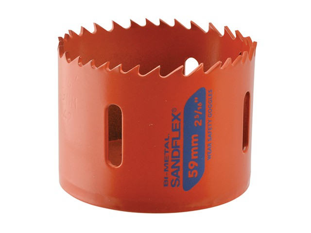 3830-59-C Bi-Metal Variable Pitch Holesaw 59mm