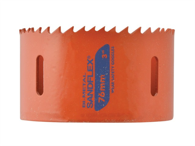 3830-76-VIP Bi-Metal Variable Pitch Holesaw 76mm