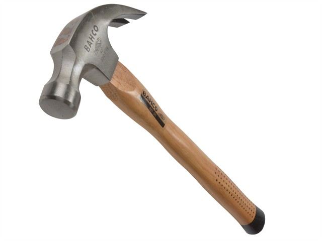 Claw Hammer Hickory Shaft 570g (20oz)