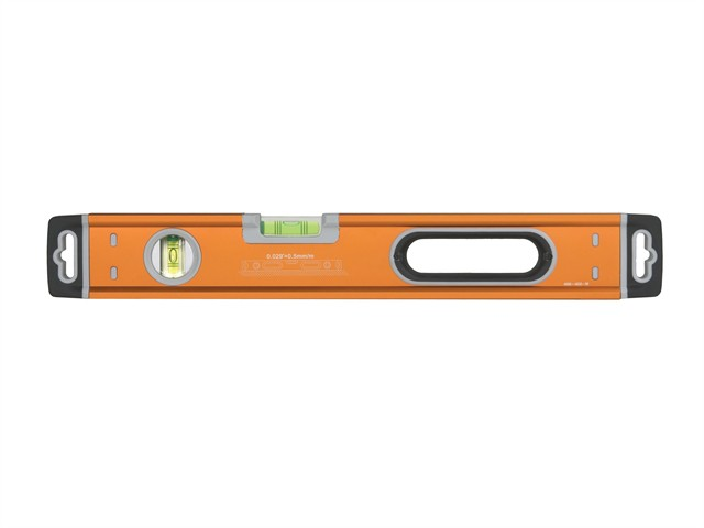 466-400-M Magnetic Box Spirit Level 40cm