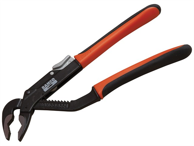 8223 Slip Joint Pliers ERGO Handle 200mm - 37mm Capacity