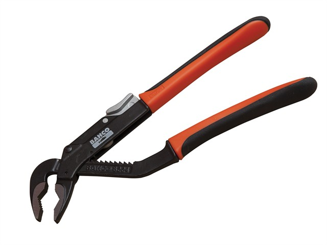 8224 Slip Joint Pliers ERGO Handle 250mm - 45mm Capacity