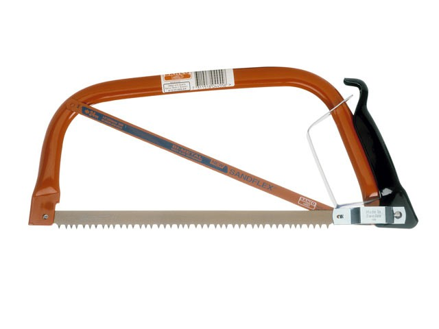 9-12-51/3806-KP Bowsaw & Extra Hacksaw Blade 305mm (12in)