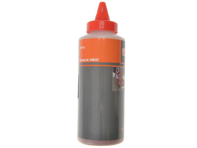 Chalk Powder Tube 300g Red