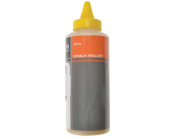 Chalk Powder Tube 300g Yellow