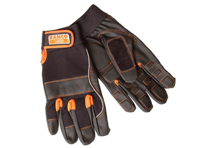 Power Tool Padded Palm Glove Large (Size 10)